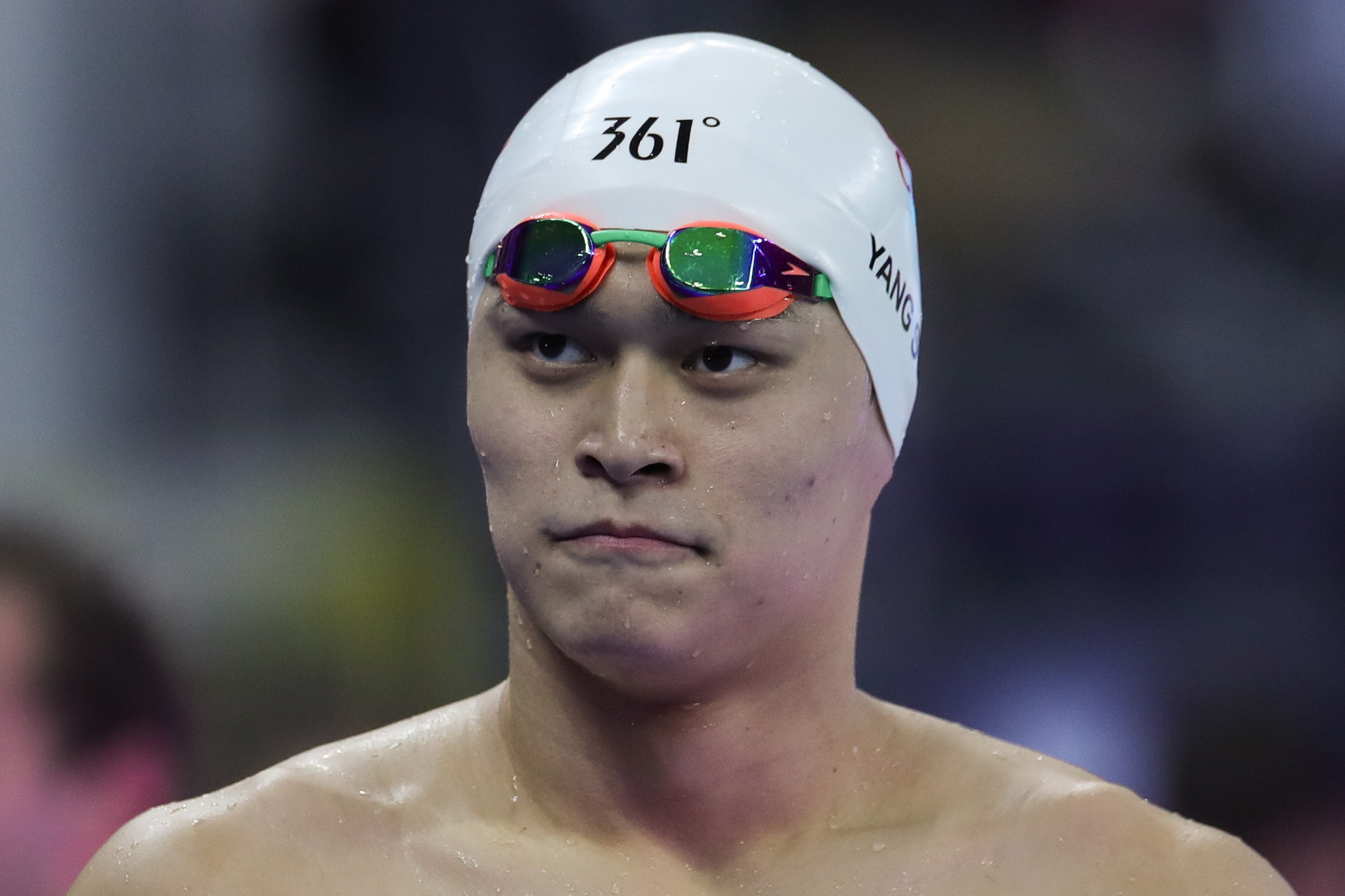 Chinese Swimming Association back Sun amid claims of smashed blood vial
