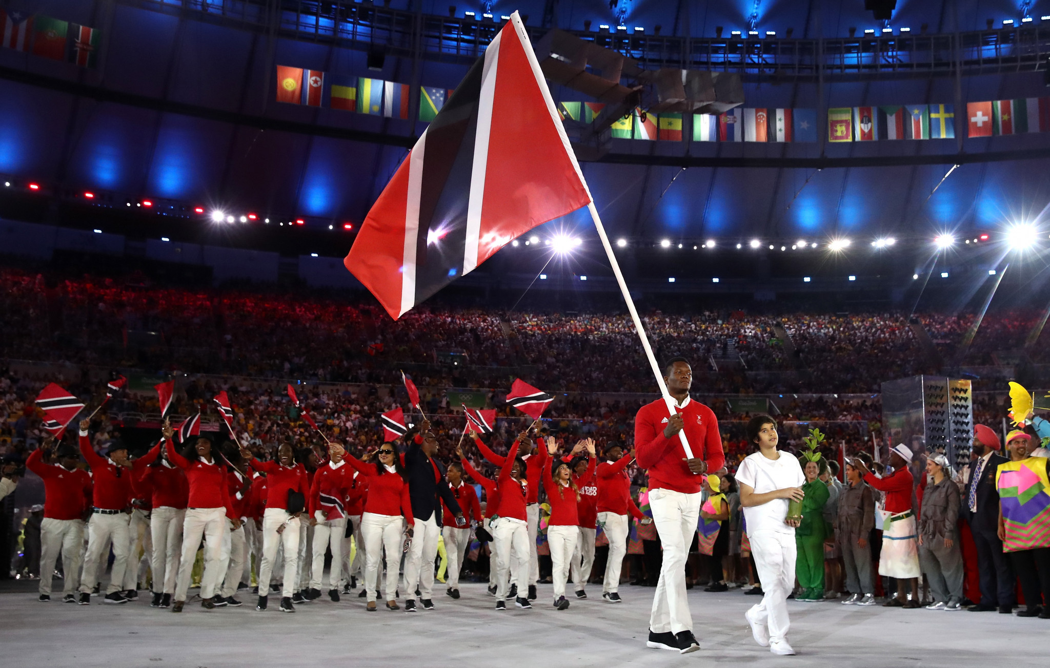 Trinidad and Tobago are also bidding for the 2021 Games ©Getty Images