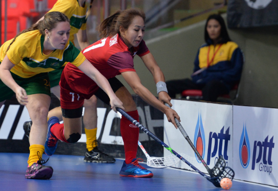 Australia enter Asia Oceania Floorball Confederation Women's World Championship qualifier with win over hosts
