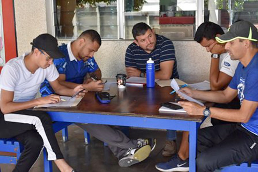 The El Salvador Olympic Committee hosted a four-day sports management course with one eye on upcoming major events ©ESNOC