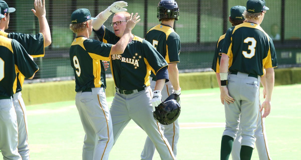 Australia qualify for WBSC Under-18 World Cup as China handed wildcard