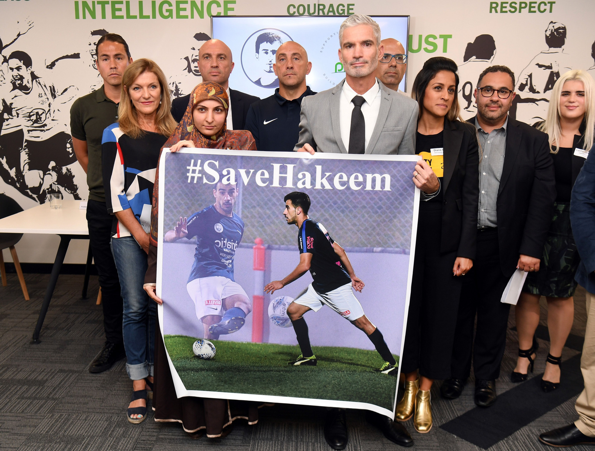 """Campaigners for release of refugee footballer Al-Araibi admit situation has become """"absolute emergency"""""""
