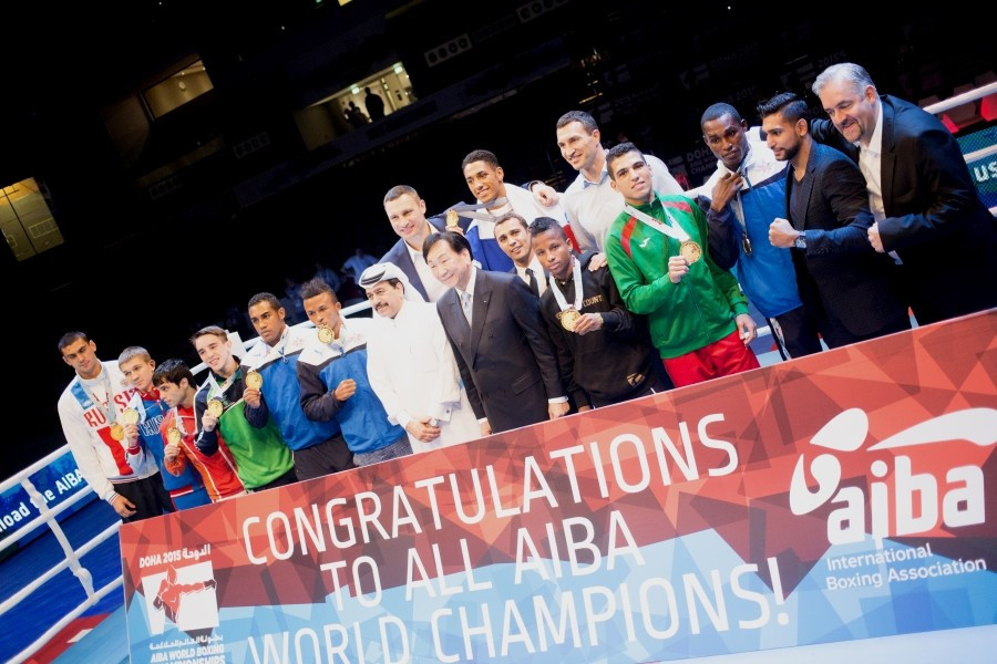 AIBA President hails 2015 World Boxing Championships as