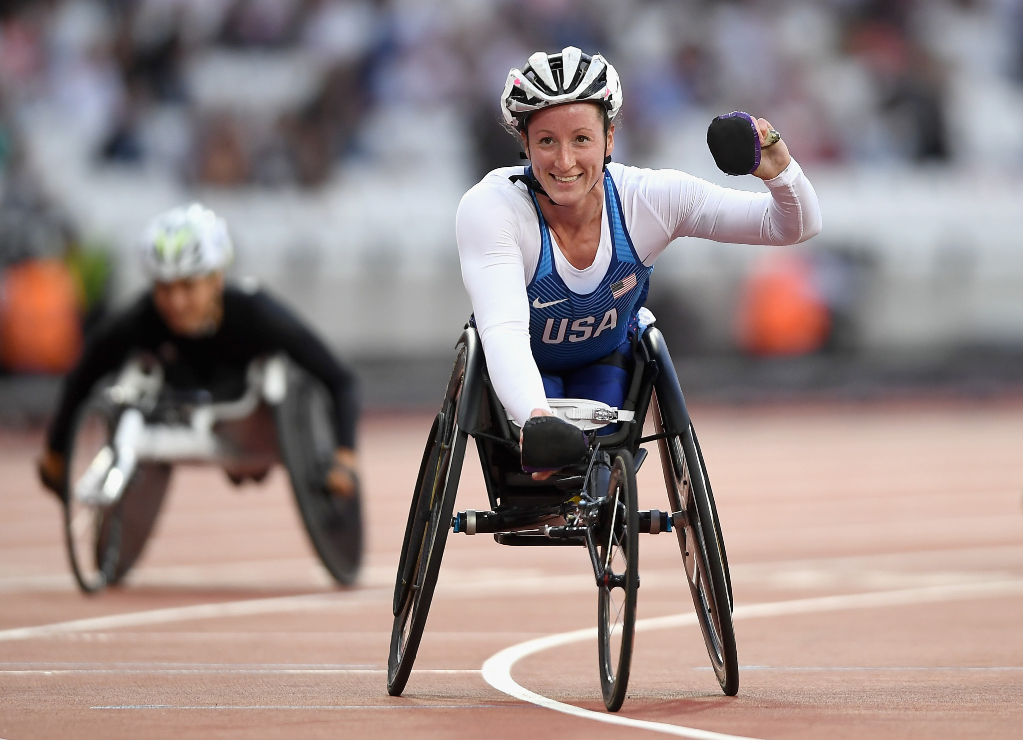 US Paralympics name 45-strong team for upcoming athletics season