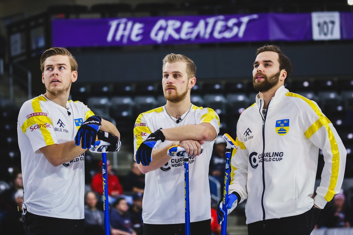 Grand Final qualification at stake as Curling World Cup circuit heads to Jönköping