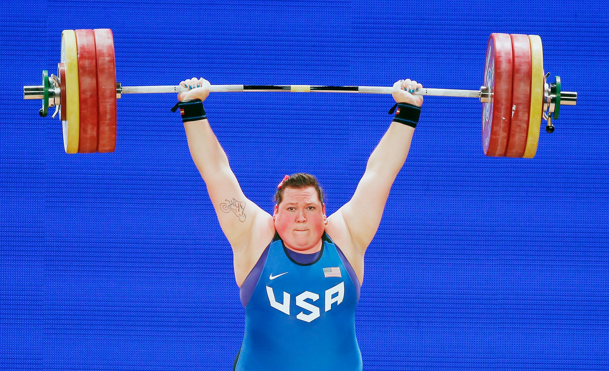 "USA renews call for voting reform to benefit ""clean"" nations in weightlifting"