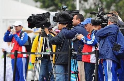 The Peruvian Olympic Committee have invited national press to apply for accreditation for the Lima 2019 Pan American Games ©POC