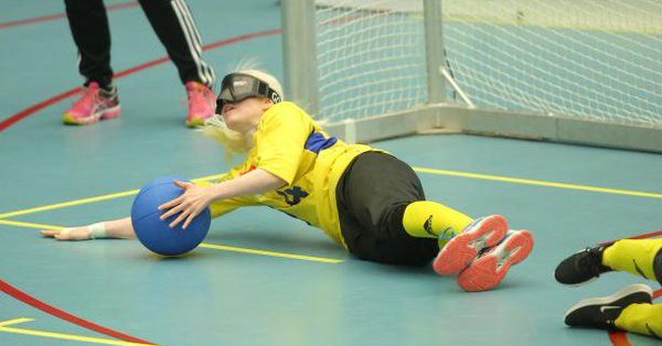 European Goalball Club Association look for teams for women's league