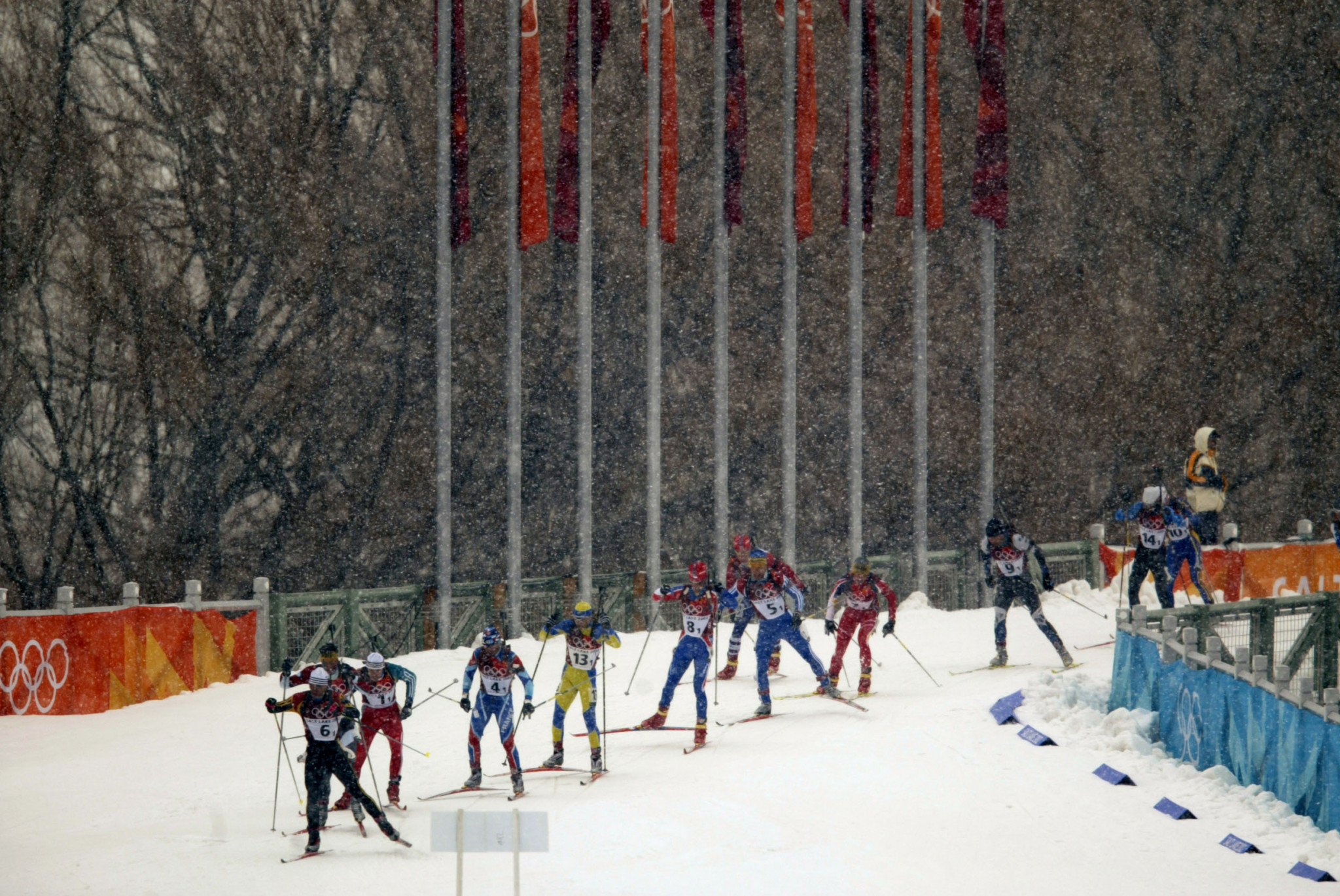 Officials behind Salt Lake City's potential bid for the 2030 Winter Olympic and Paralympic Games are in the process of drafting a plan on how to collaborate with Los Angeles 2028 ©Getty Images