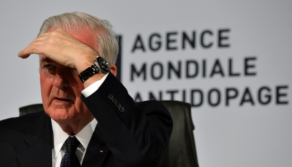 WADA President Sir Craig Reedie is among those who opposed any criminalisation of doping ©AFP/Getty Images