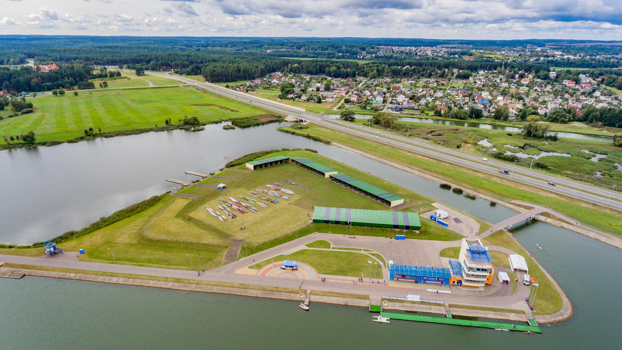 Zaslavl Regatta Course