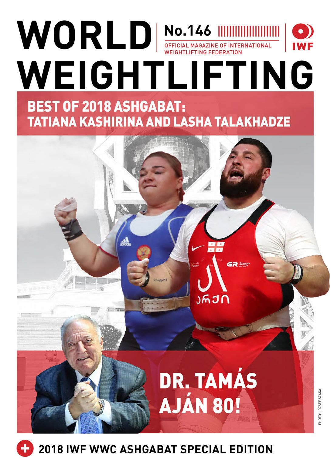 World Weightlifting Magazine No. 146