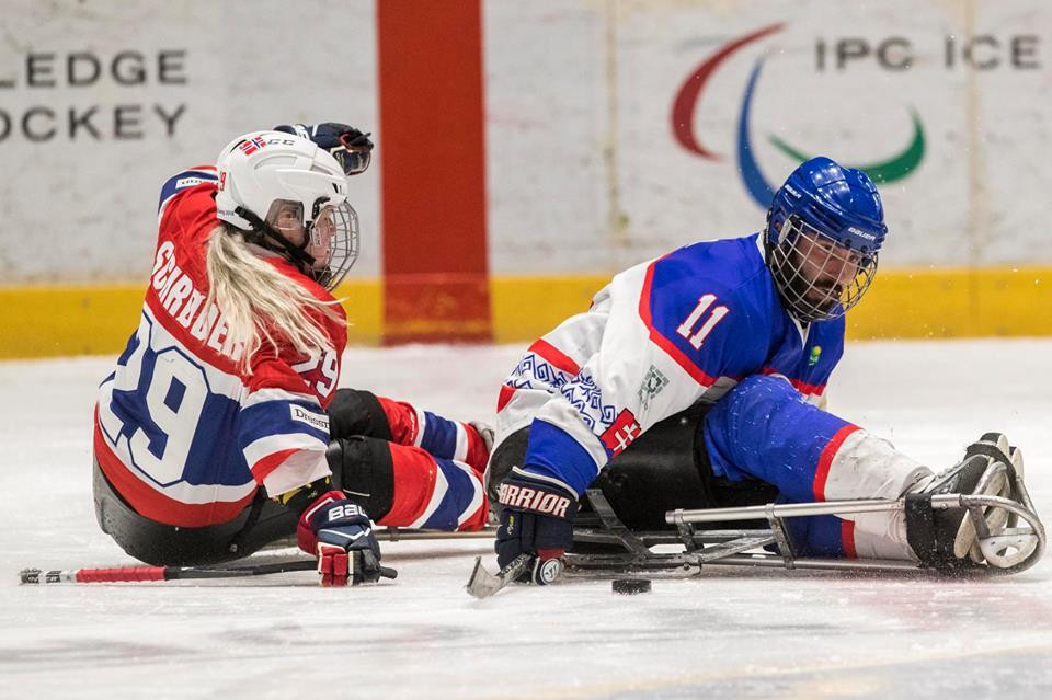 World Para Ice Hockey are looking for a country to host the 2020 European Championships ©World Para Ice Hockey