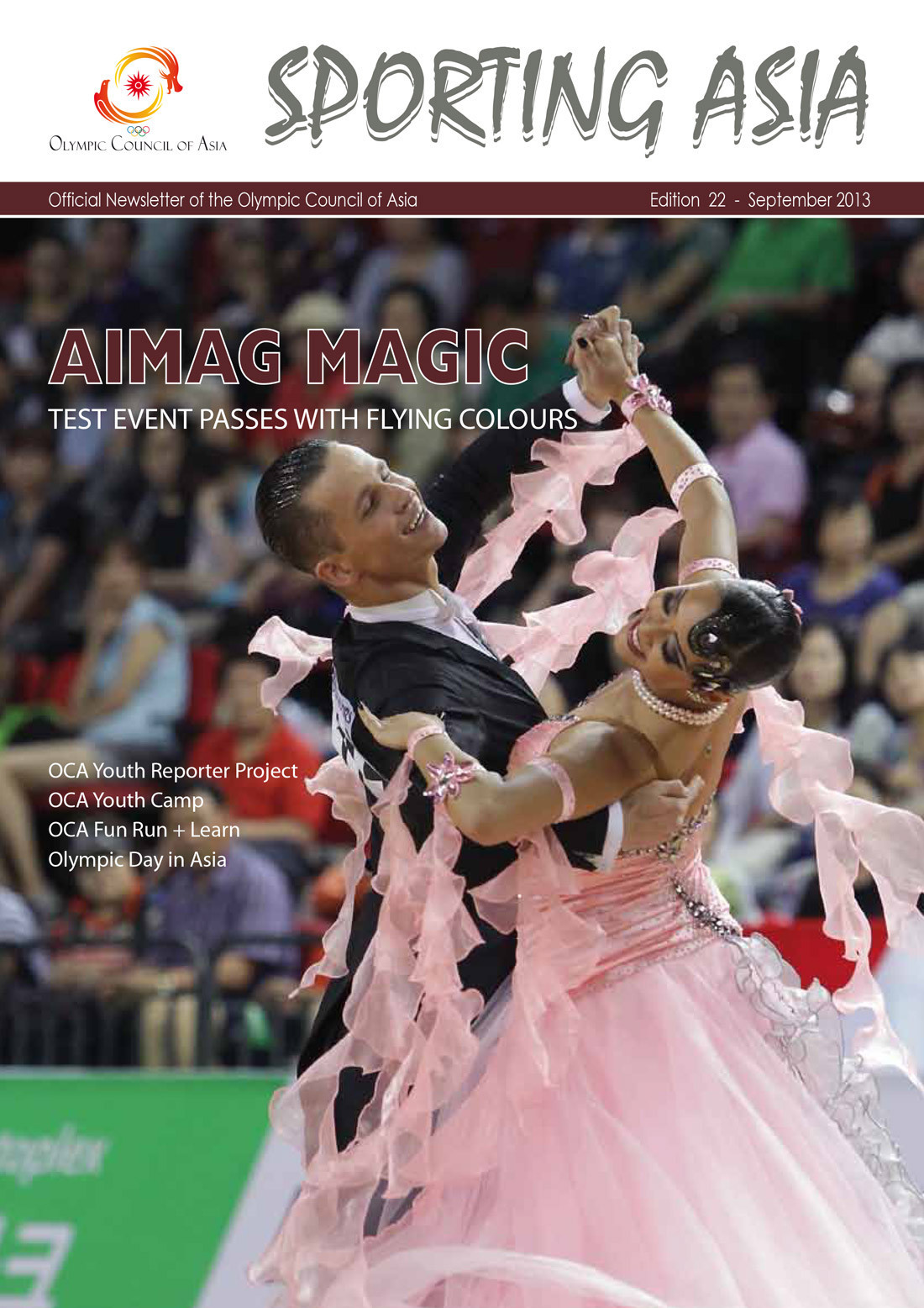 Sporting Asia - Edition 22 - SEP 2013