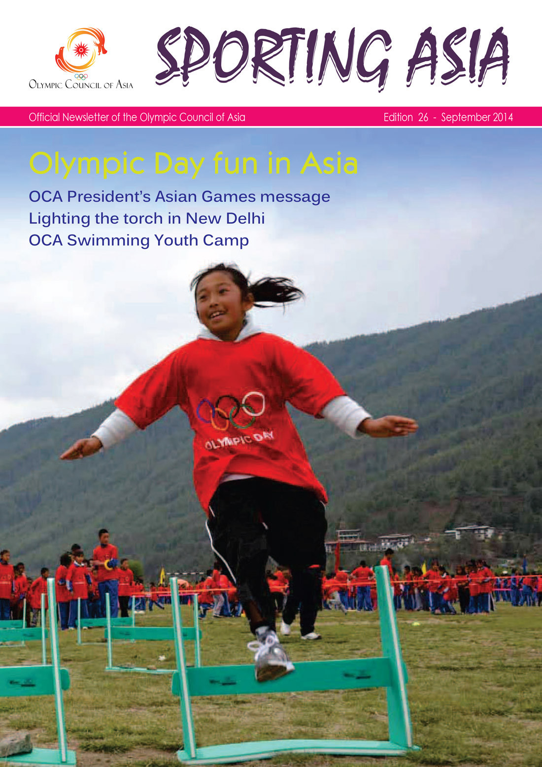 Sporting Asia - Edition 26 - SEP 2014