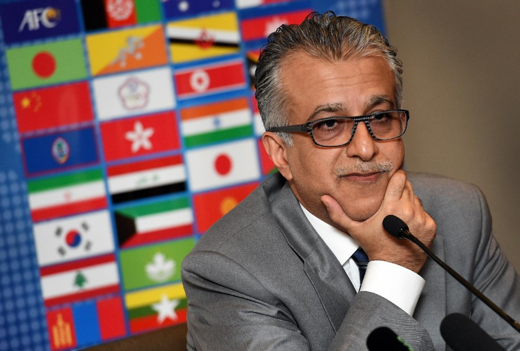 Bahrain's Sheikh Salman bin Ebrahim al-Khalifa is among those who would still consider withdrawing to back Michel Platini, if he is cleared of corruptin allegations in time, Sheikh Ahmad believes