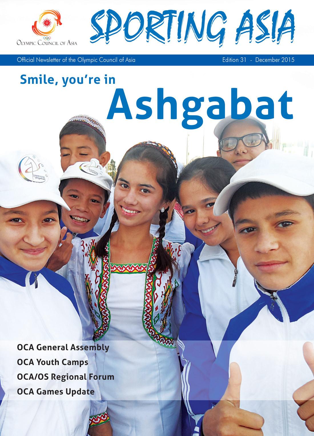 Sporting Asia - Edition 31 - DEC 2015