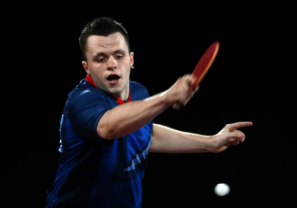 Britain dominate opening day of team competition at ITTF Para-Table Tennis European Championships