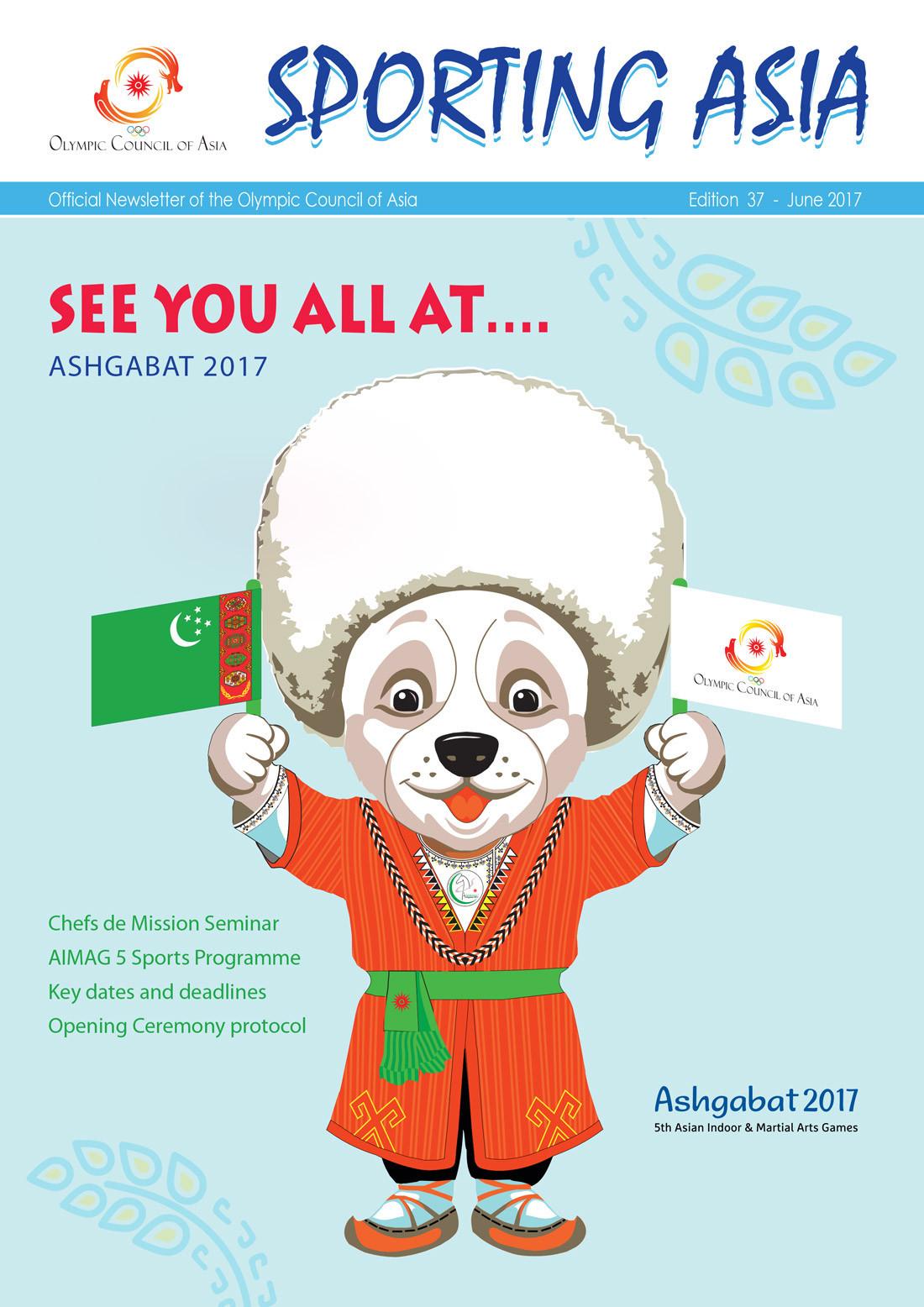 Sporting Asia - Edition 37 - JUN 2017