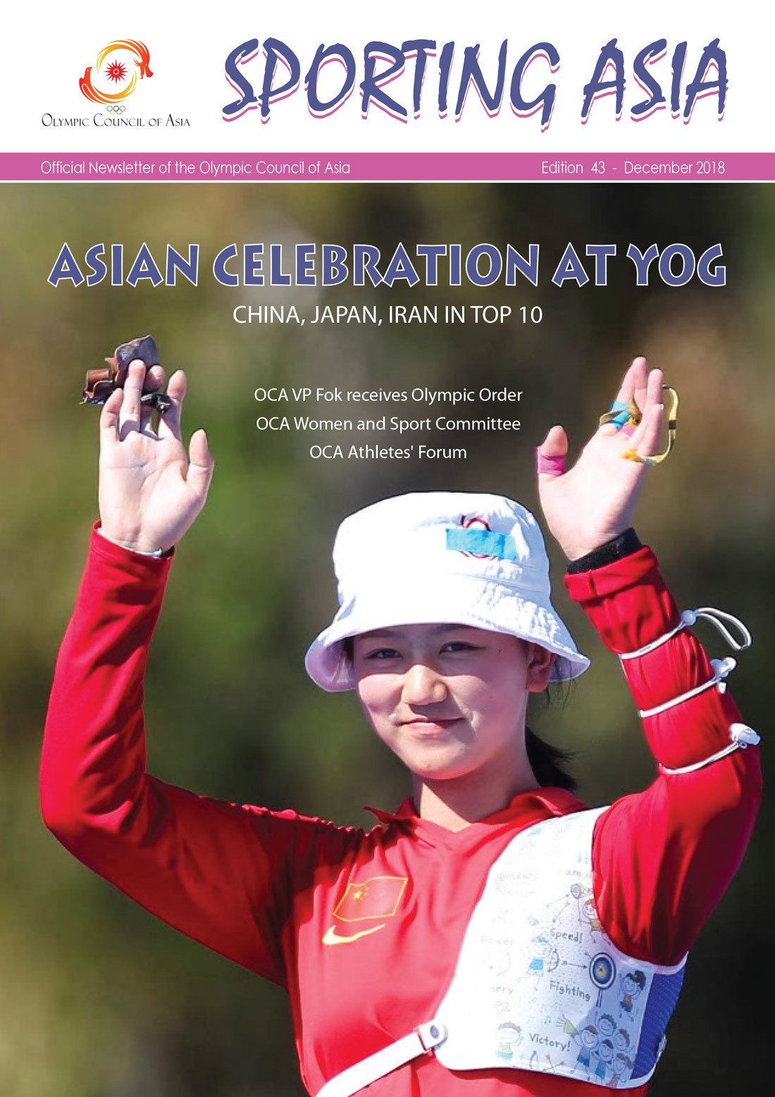 Sporting Asia - Edition 43 - DEC 2018