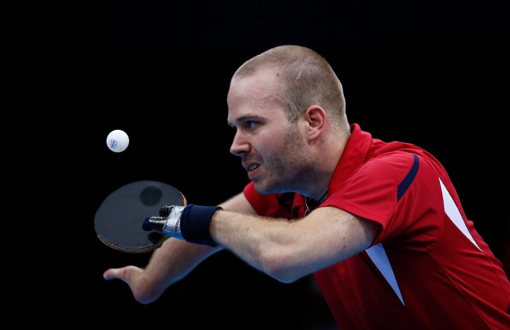 Peter Rosenmeier and Michal Jensen secured both of Denmark's wins