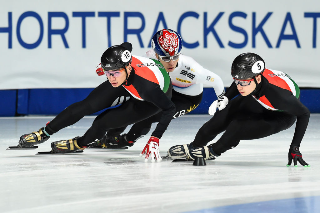 Liu brothers to take centre stage at ISU Short Track World Cup in Dresden
