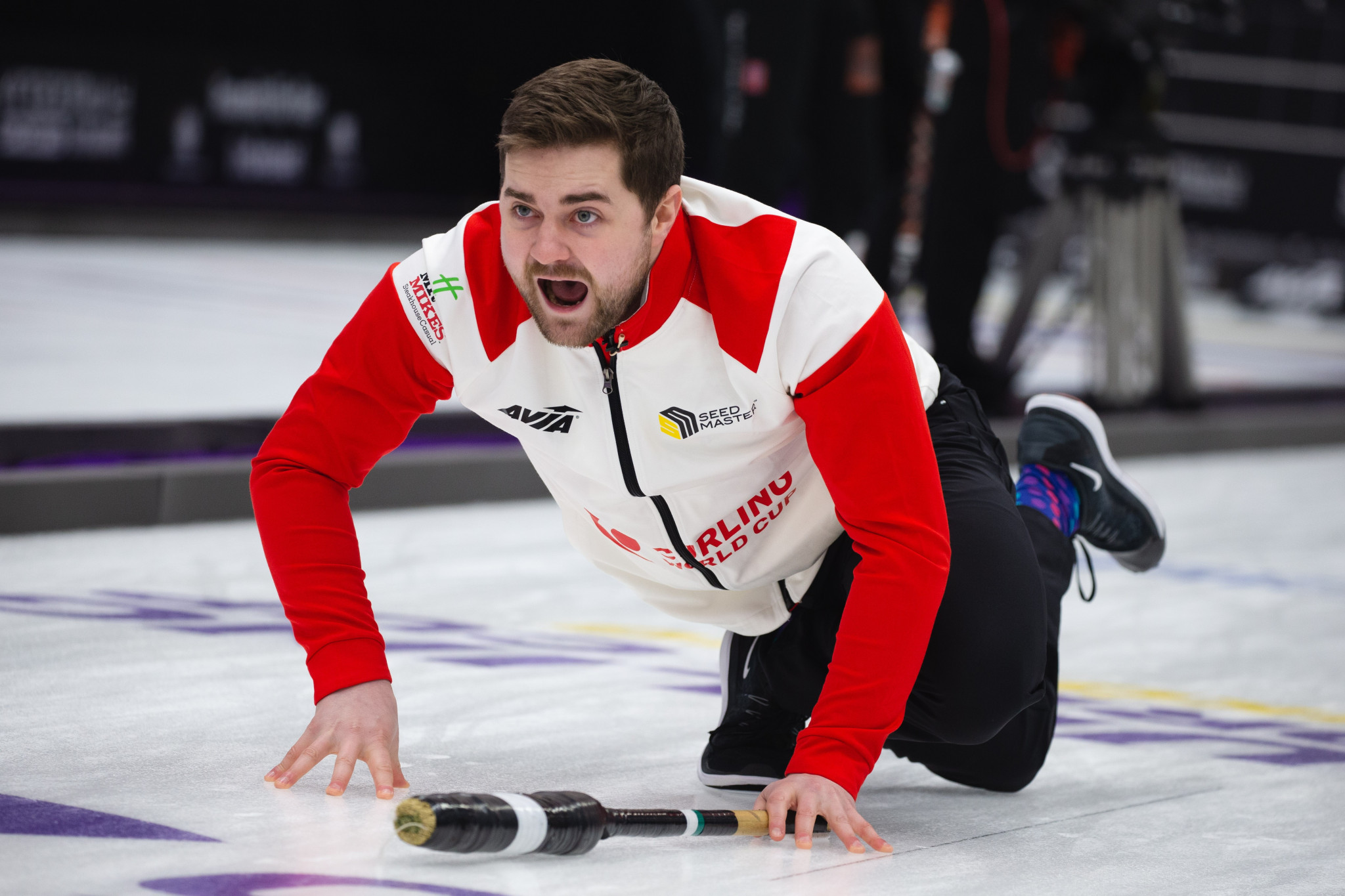Comeback win sees Swiss men move top of Group A at Jönköping Curling World Cup