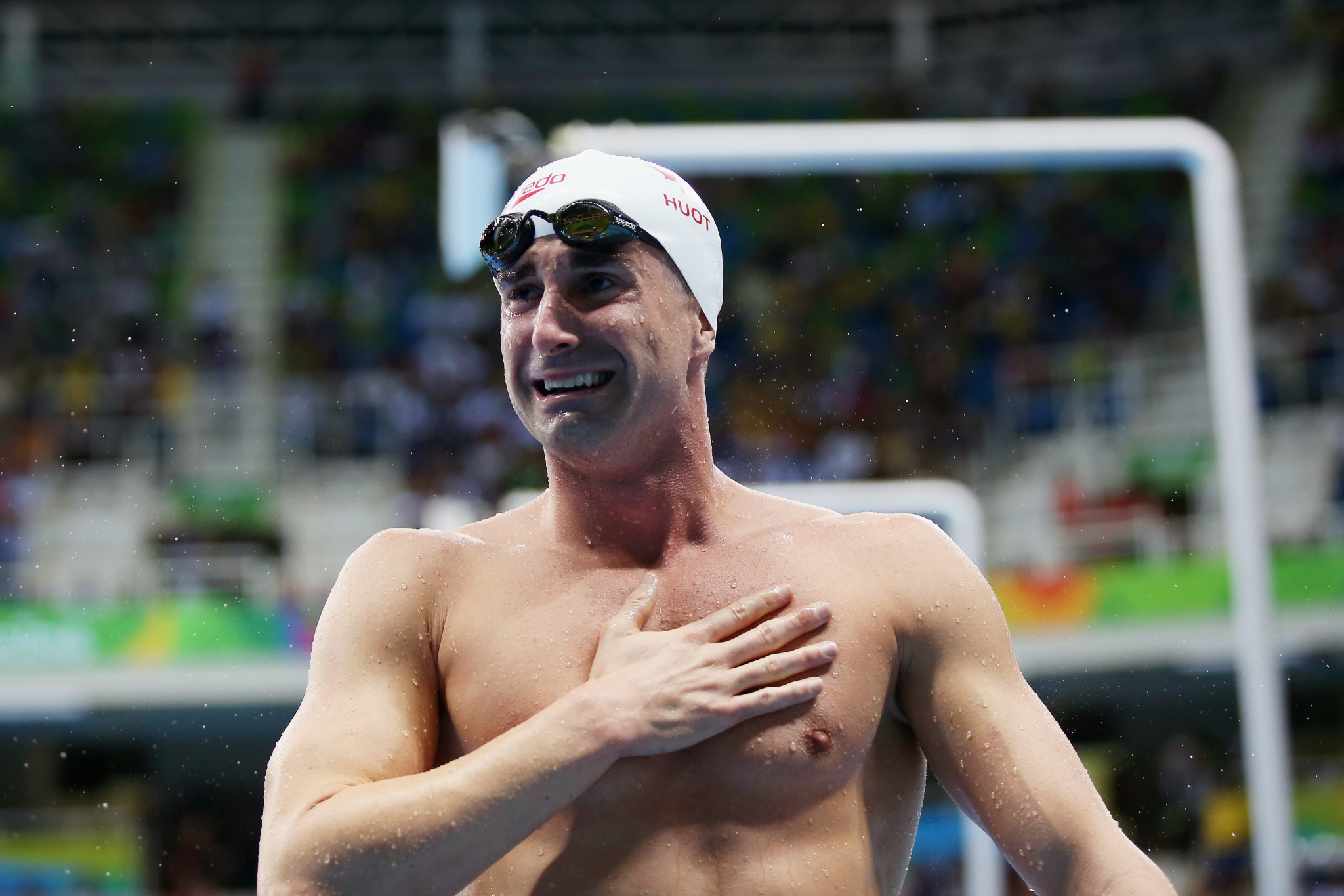 Multiple Paralympic medallist Huot announces retirement