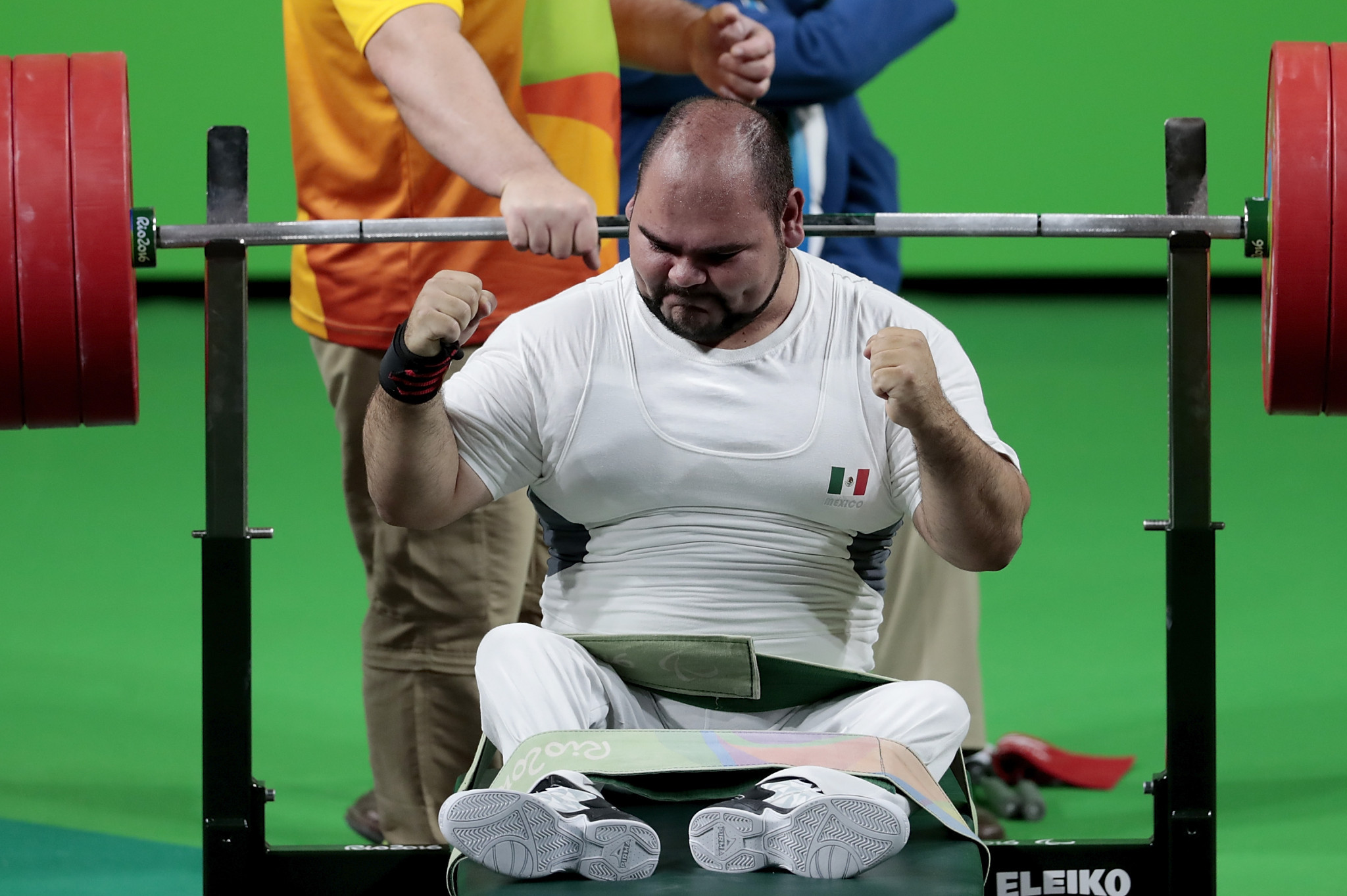 Mexican powerlifter wins Americas Paralympic Committee Athlete of the Year award for second consecutive time