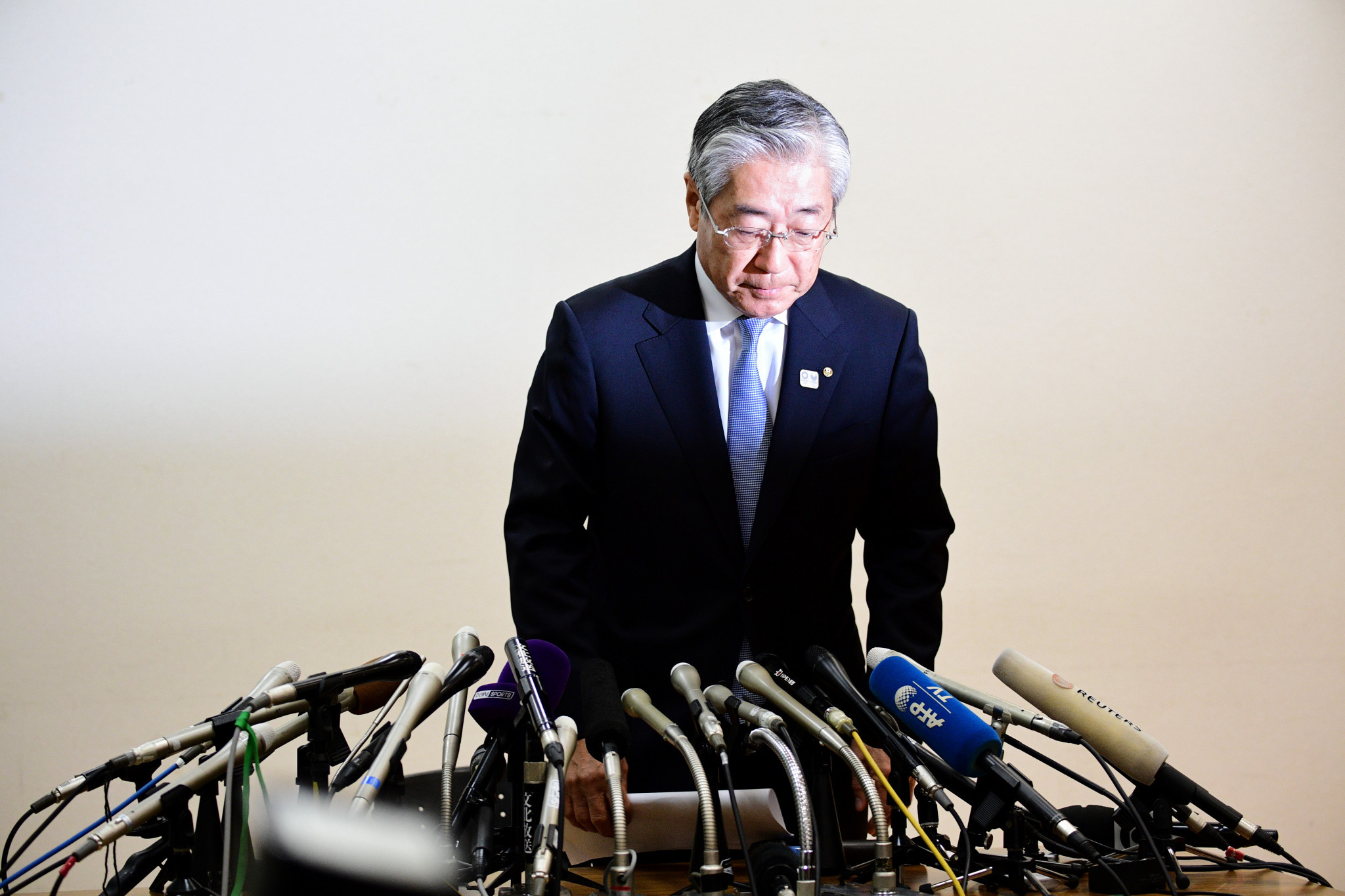Embattled Takeda backed to stay on as Japanese Olympic Committee President by Tokyo 2020 chief executive