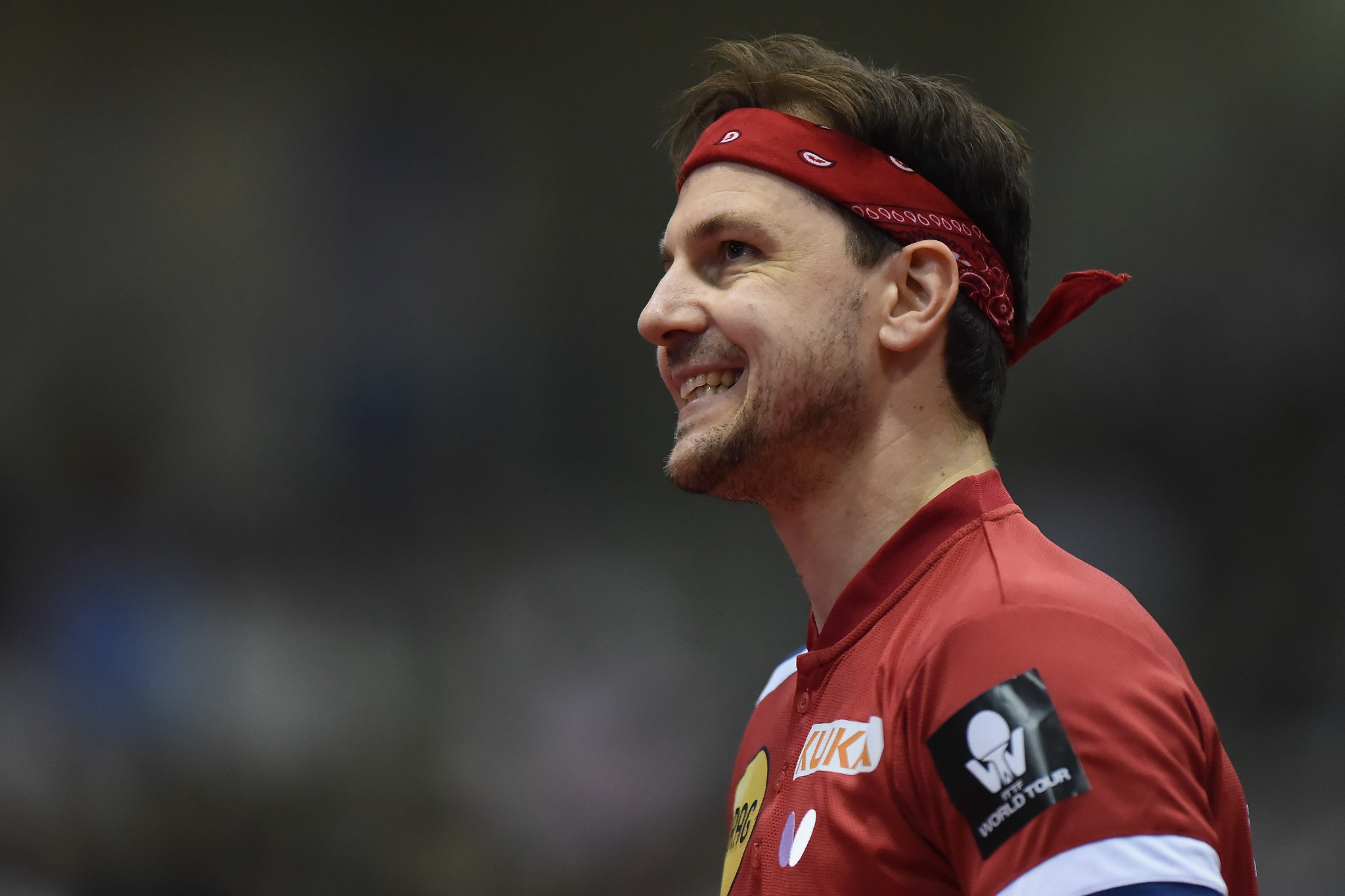 Germany's Timo Boll will claim a record-equalling seventh ETTU Top 16 Cup title if he triumphs again this year ©Getty Images