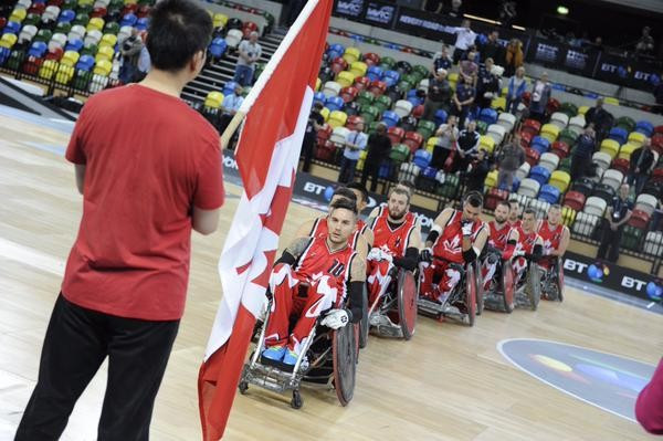 Canada overcome United States to win inaugural BT Wheelchair Rugby Challenge