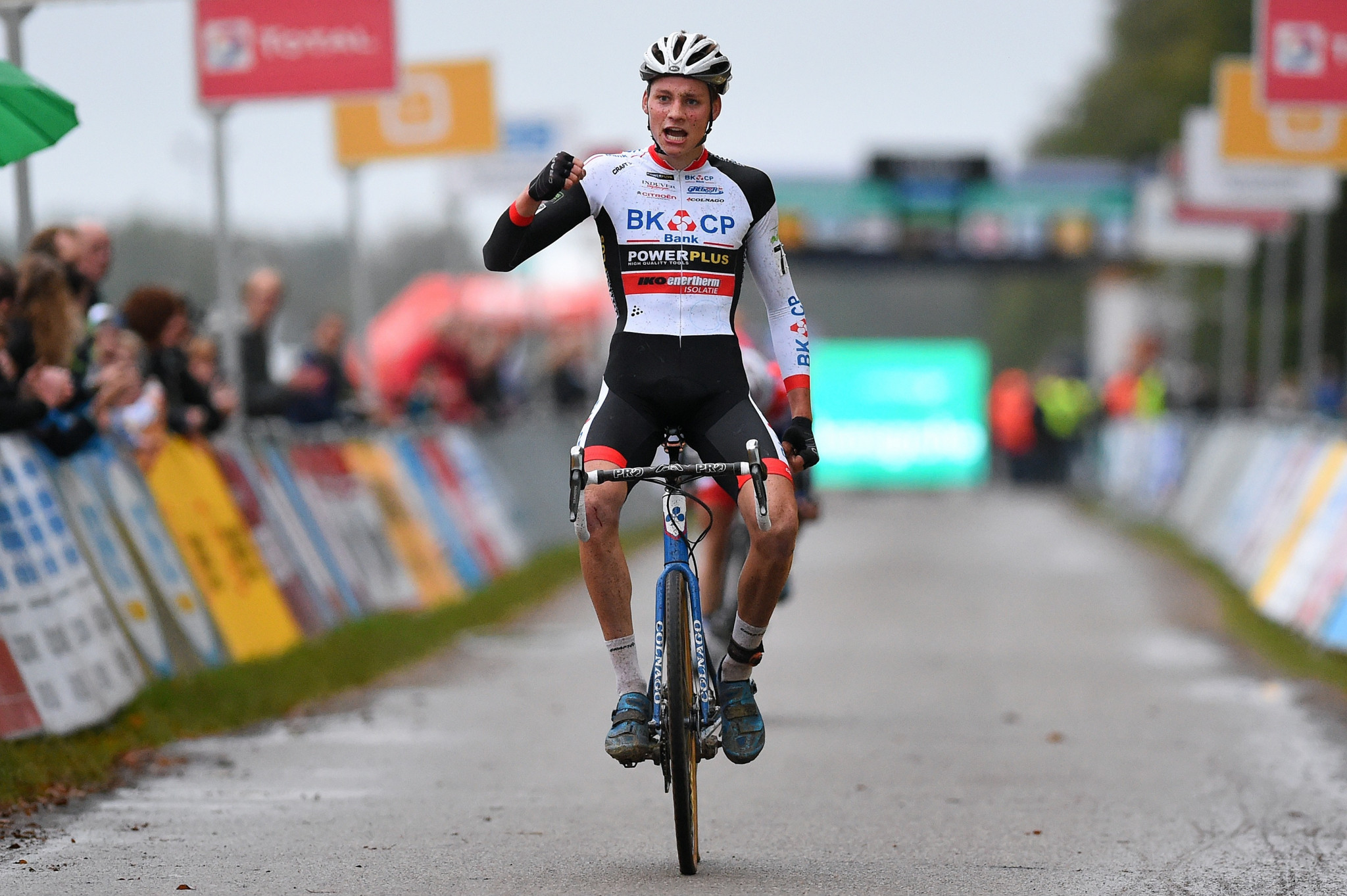 Few betting against van der Poel to win 2019 UCI Cyclo-Cross World Championships