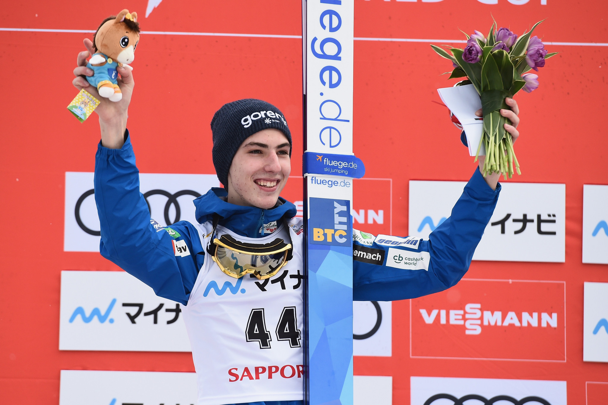 Decline continues for Kobayashi as Zajc wins first ski flying World Cup in Oberstdorf
