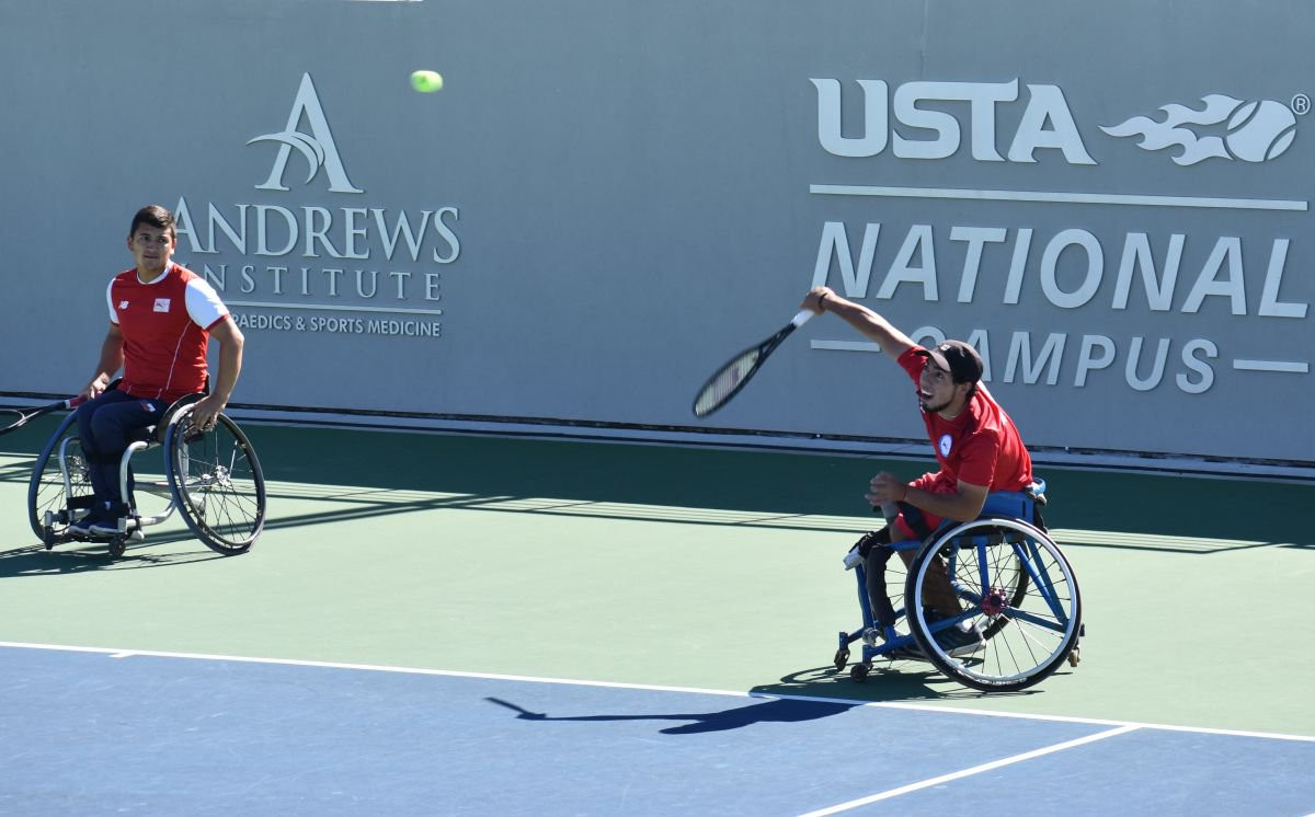 Today's result saw Chile lose the Americas Qualifier final for the second year in a row ©USTA