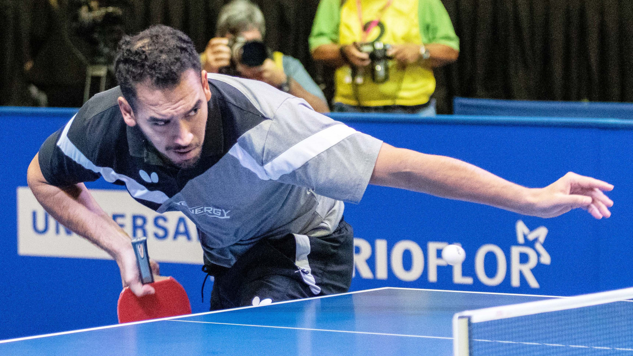 Group action dominates day one at ITTF Pan America Cup