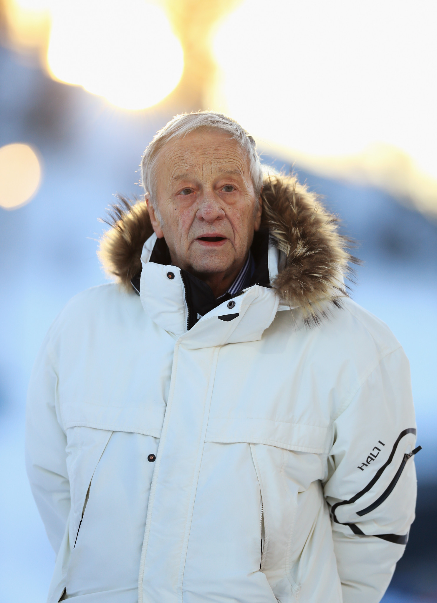 Gian-Franco Kasper, recently re-elected for a sixth term as President of the International Ski Federation, is banking on three successive World Championships to maintain momentum in the build-up towards Beijing 2022  ©Getty Images