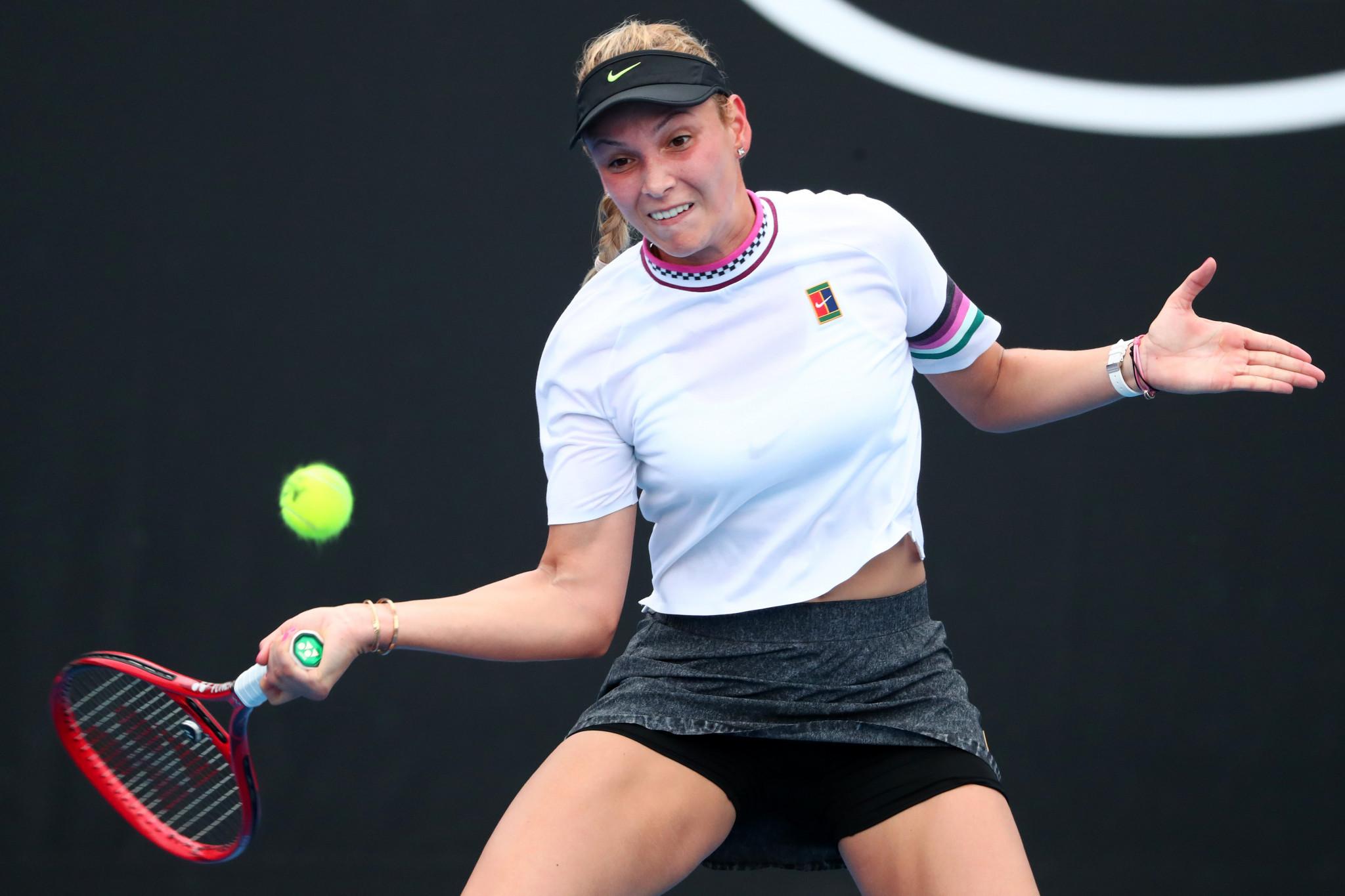 Vekić and Bertens reach final at WTA St Petersburg Ladies' Trophy