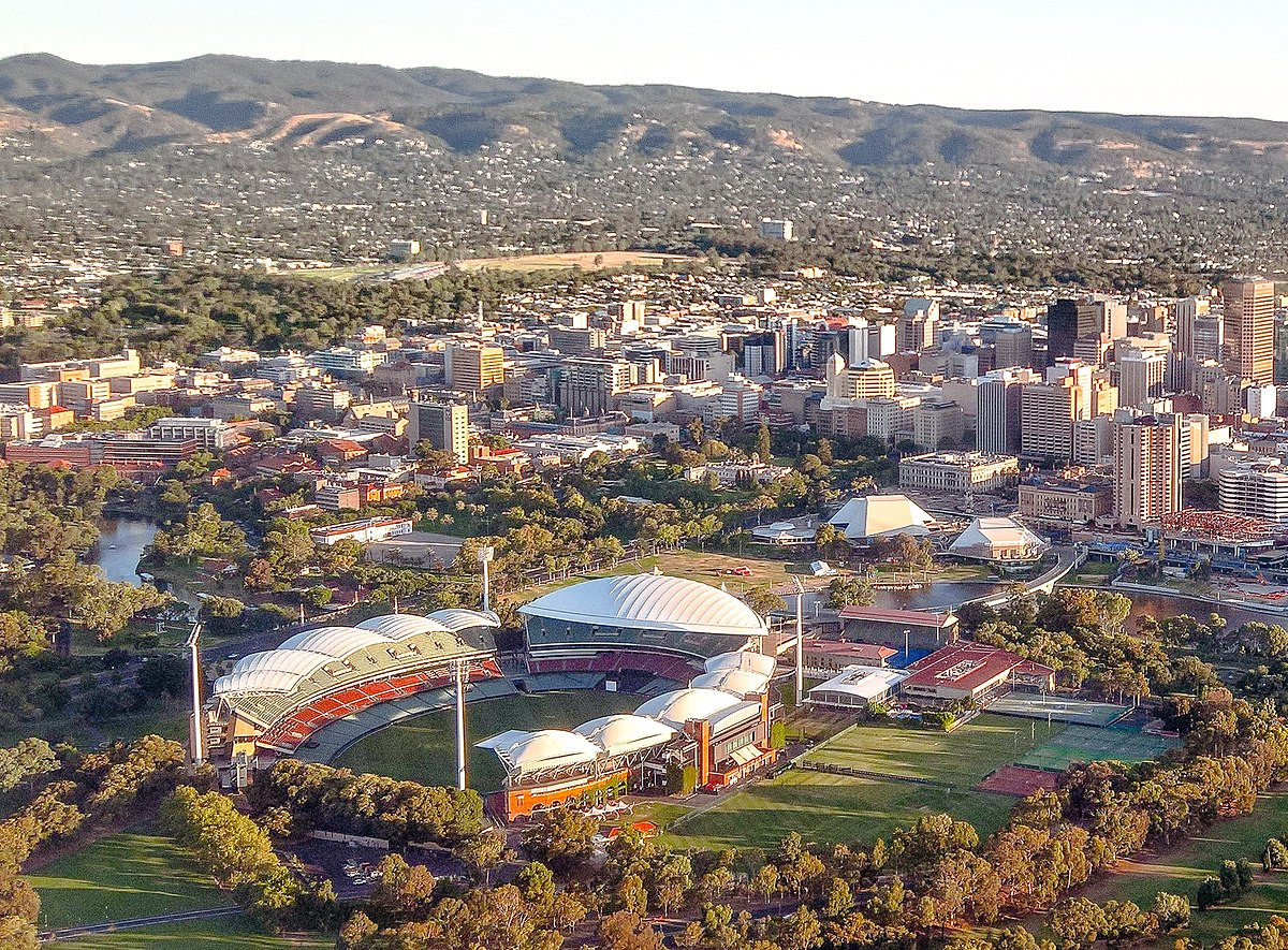 The Adelaide Oval, best known for staging cricket, would be the centrepiece if the South Australian city was awared the 2026 Commonwealth Games by staging the Opening and Closing Ceremonies and athletics  ©Wikipedia