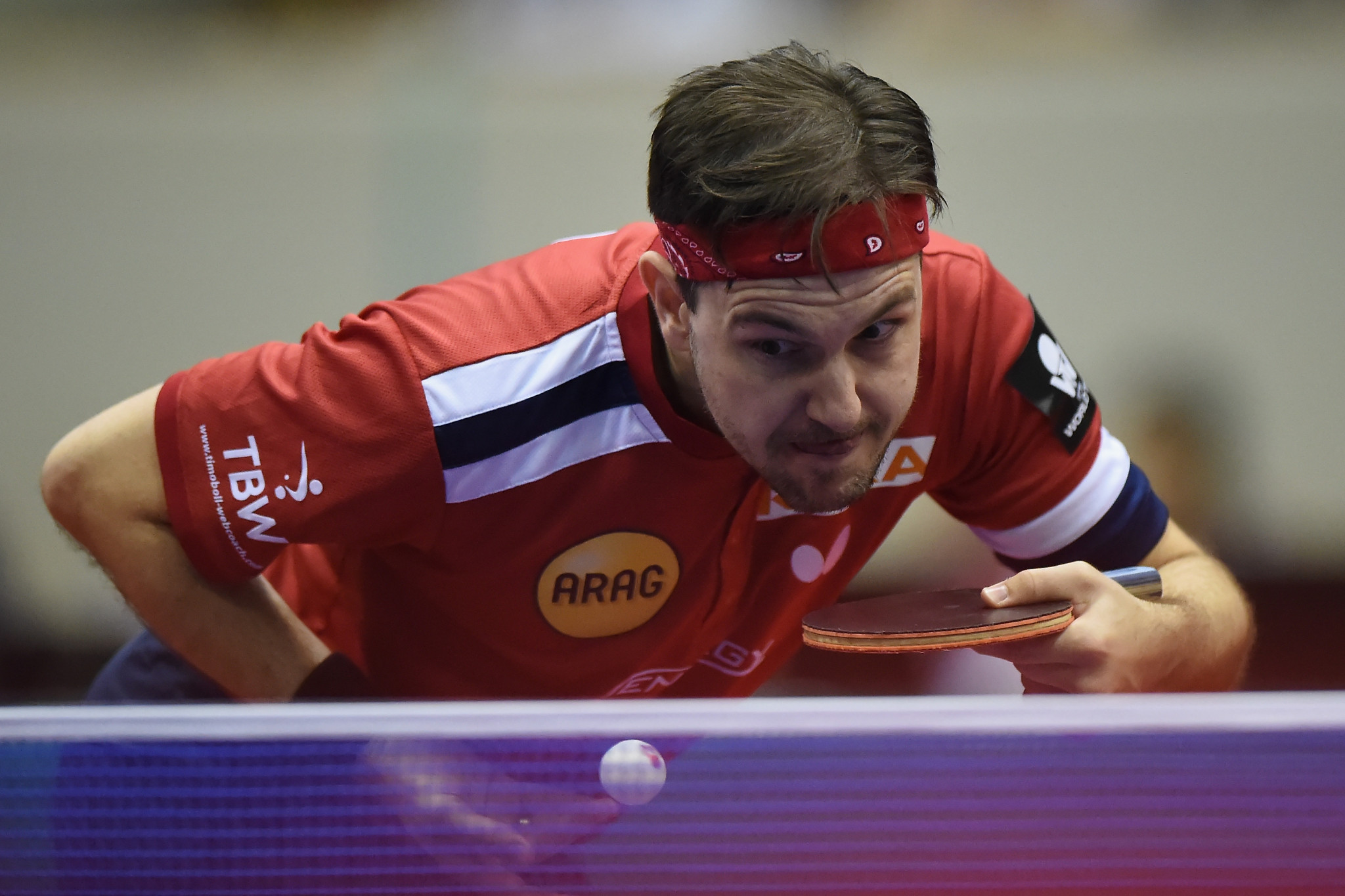 Timo Boll remains on course t defend his title at the Europe Top 16 Cup ©Getty Images