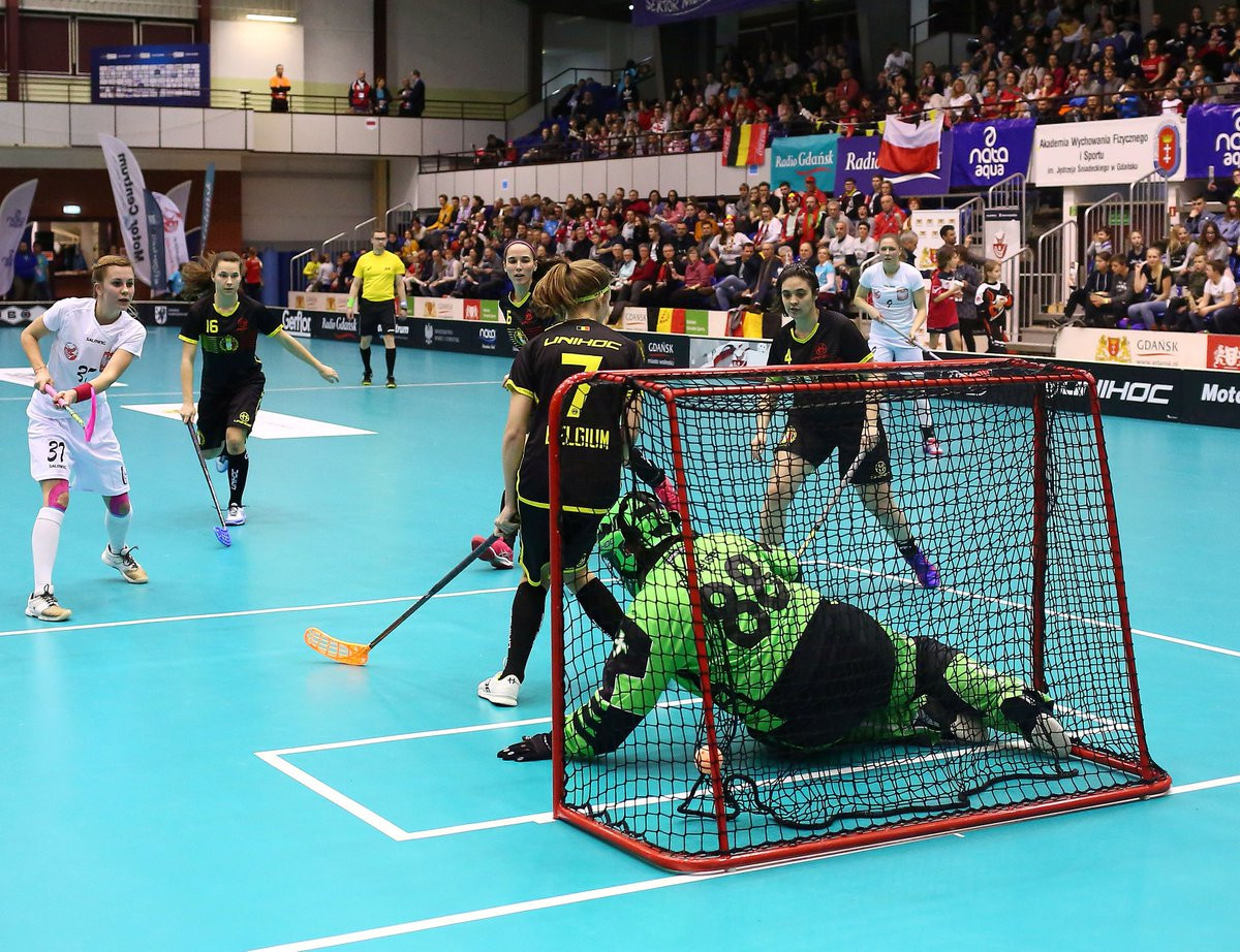 Czech Republic and Poland secure spots for Women's World Floorball Championships at European qualifiers