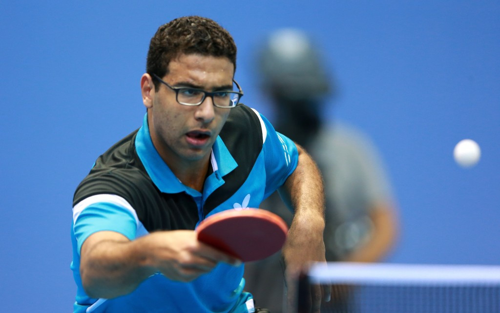 Egyptian and Brazilian upset odds to reach main draw of ITTF World Cup