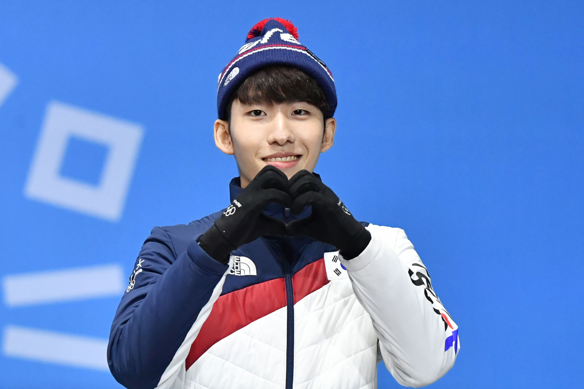 Lim Hyo-jun has been named South Korea's top athlete of 2018 by the Korean Sport and Olympic Committee ©Getty Images