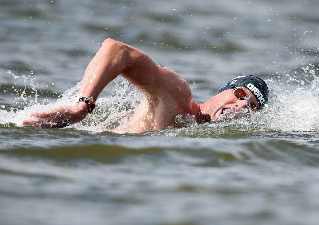 Reichert crowned men's FINA Marathon Swimming World Cup champion after Hong Kong victory