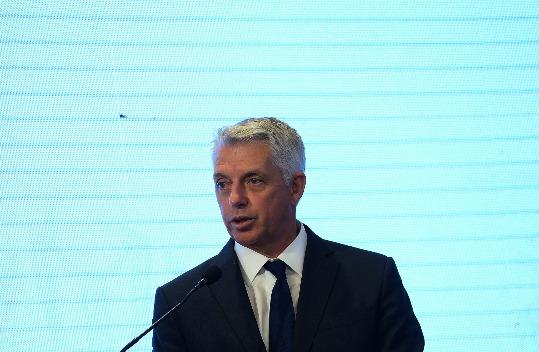 ICC chief executive David Richardson said he was