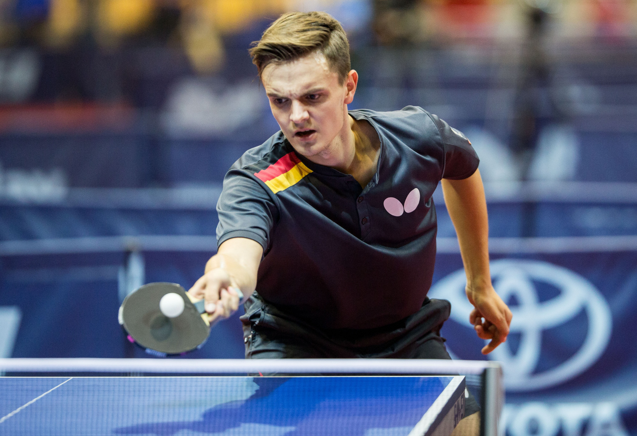 The new ball will be used at this year's Continental Championships in Europe, Oceania, Asia and Africa ©ITTF