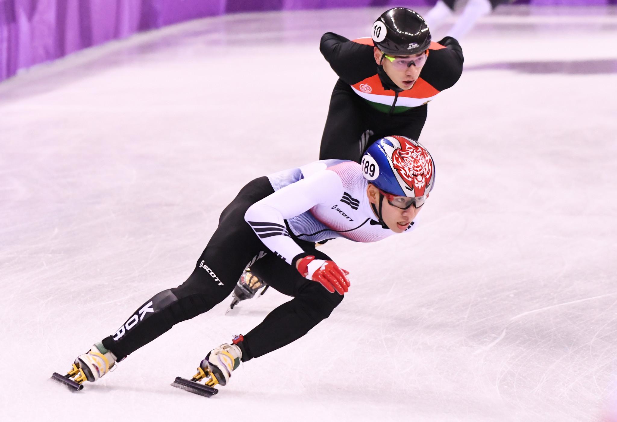 South Korea's Lim Hyo Jun won the men's 500m ©Getty Images