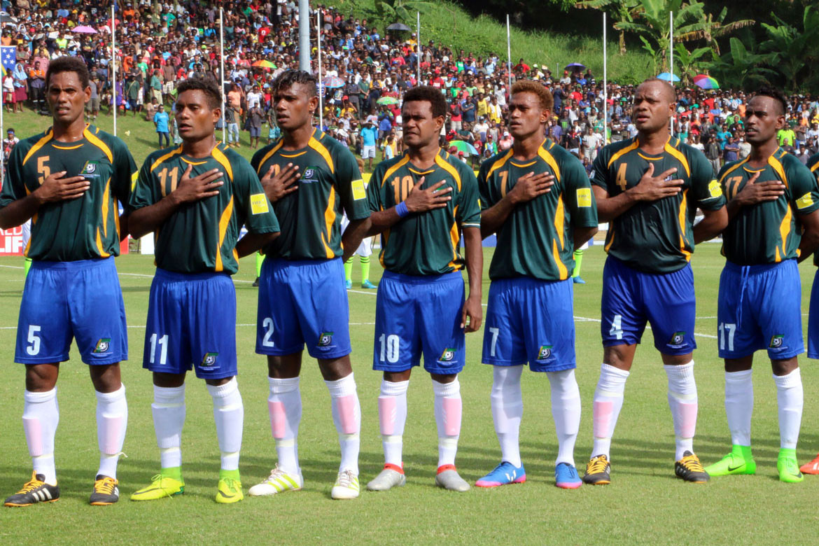 Solomon Islands hoping for Pacific Games football success in bid for FIFA World Cup qualification