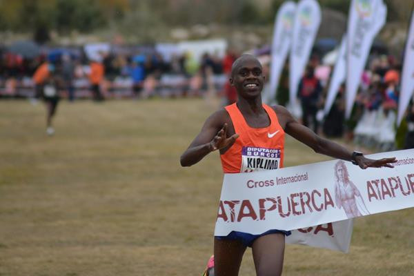 Kiplimo claims fifth IAAF Cross County Permit win with victory in Albufeira