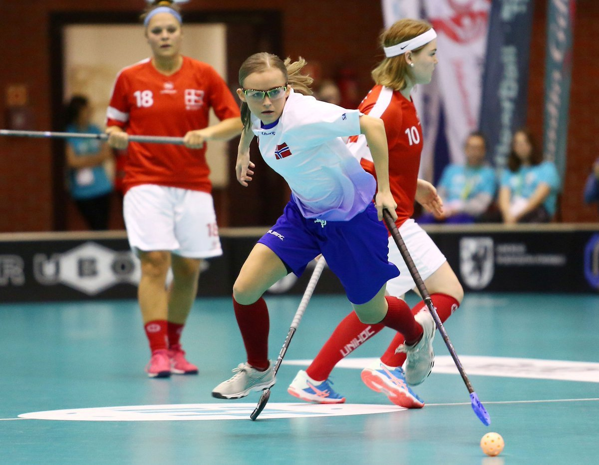 European places for IFF Women's World Floorball Championships awarded in qualifiers